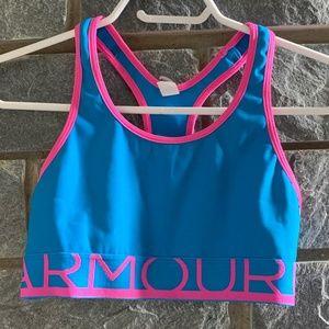 Colorblock Under Armour Sports Bra